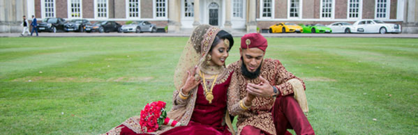 Asian wedding special offers