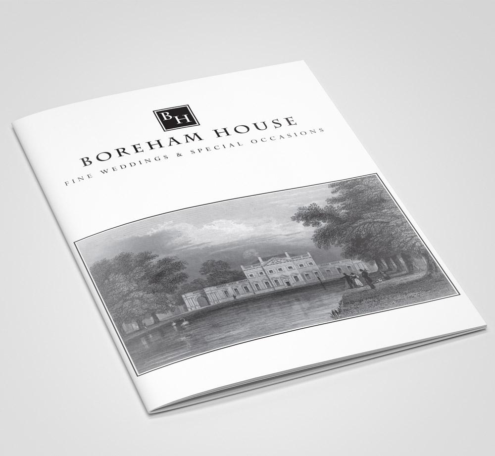 wedding brochure essex